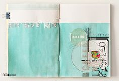 SODAlicious: No12 ► art journal