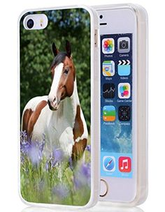 Iphone case,Iphone SE case,Horse Meadow For Clear TPU Case for Apple Iphone 5 Iphone 5s, Buy Iphone, Apple Iphone 5, Iphone Cases, 5s Cases, Cell Phone Accessories, Horses, Amazon, Amazons