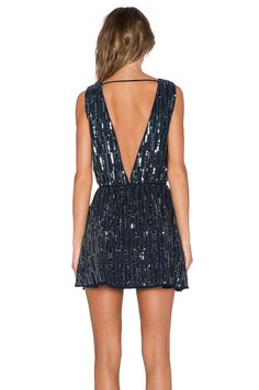 Endless Rose Sequin Mini Dress in Navy Hoco Dresses, Homecoming Dresses, Evening Dresses, Embellished Skirt, Sequin Mini Dress, Couture Dresses, Fashion Dresses, Girls In Mini Skirts, Hot Outfits