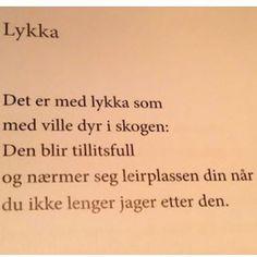 Av Hans Børli #hansbørli Writing Art, Wonderwall, Quotes For Students, Me Quotes, Tattoo Quotes, Wisdom, Mood, Humor, Sayings