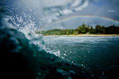 wave  goodbye HI by SARAΗ LEE on Flickr