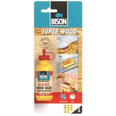 Lepidlo Bison Super Wood Glue, 75 g Wood Glue, Bison