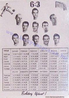 1954 - 1954_0011 - Régi magyar kártyanaptárak