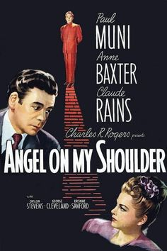 Directed by Archie Mayo. With Paul Muni, Anne Baxter, Claude Rains, Onslow Stevens. The Devil arranges for a deceased gangster to return to Earth as a well-respected judge to make up for his previous life.