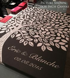 Hey, I found this really awesome Etsy listing at https://www.etsy.com/listing/155217884/wedding-tree-guest-book-wedding-guest