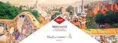 Dal 17 al 19 Novembre W.E.CONCEPT sarà presente a ibtm world Barcelona- l'evento leader a livello mondiale per il settore #meeting, #incentive , #congressi , #eventi e #viaggi! ibtm world, formerly EIBTM, is the leading global event for the meetings, incentives, conferences, events and business travel industry