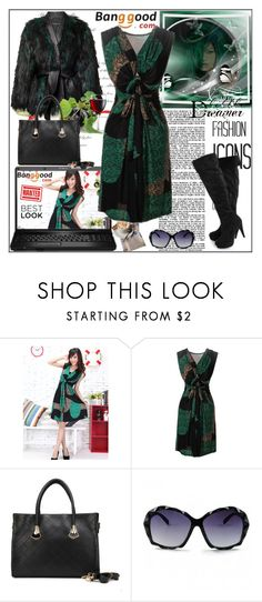 """Banggood 10."" by esma178 ❤ liked on Polyvore featuring vintage"