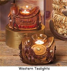 IDEAS ON WESTERN DECORATIONS FOR CENTER PIECES OF THE 15 TABLES | SORRY . . THIS ITEM HAS BEEN DISCONTINUED BY THE MANUFACTURER