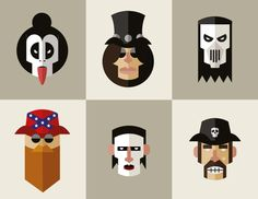 Pictos flat design - music metal Music Metal, Flat Design, Mickey Mouse, Disney Characters, Fictional Characters, Cards, Maps, Fantasy Characters, Playing Cards