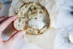 Garlic + Rosemary Baked Vegan Camembert – Kind State Of Mind