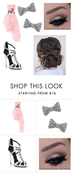 """""""Untitled #11"""" by wynter-willis ❤ liked on Polyvore featuring Giuseppe Zanotti"""