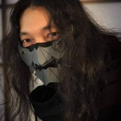 Mask Shield Design By Gins MK.1 NINJA Techwear   Etsy Average Face, Cyberpunk 2020, Behind The Glass, Shield Design, Cosplay, Cybergoth, Mk1, Mask Design, Futuristic