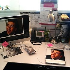 To help you prepare for the upcoming holiday, we've collected 25 April Fool's Day pranks which aren't completely terrible things done by awful human beings. Funny Office Pranks, Work Pranks, Office Humor, Funny Pranks, Camp Pranks, Evil Pranks, Harmless Pranks, April Fools Pranks, April Fools Day