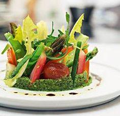 Gemüse für Gourmets: Zucchini-Galettes   BRIGITTE.de
