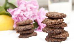 Čokoládovo-citrónové sušenky