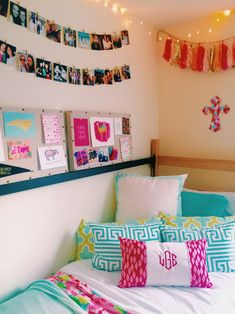 blessedbrunette: Dorm, sweet dorm! My happy place… http://www.blessedbrunette.com/2015/08/my-dorm-featuring-southern-spring-co.html
