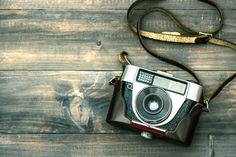 Check out Vintage Camera by LiliGraphie on Creative Market