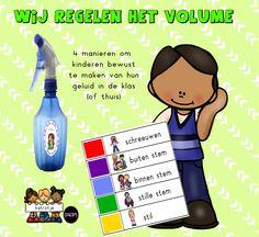 4 tips om de kinderen bewuster te maken van hun volume. (katrotje)
