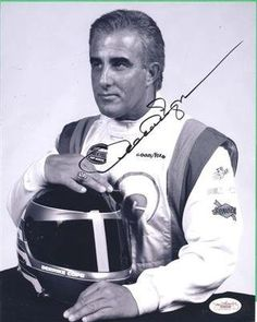 """Derrike Cope Autographed 8x10 NASCAR Photo # 73 CFK Racing Team Rare JSA COA . $20.00. CFK Team DriverDerrike CopeHand Signed 8x10""""Black White PhotographDerrike won the 1990 Daytona 500. .GREAT AUTHENTIC NASCAR COLLECTIBLE!!AUTOGRAPHS AUTHENTICATED BY JSA DNA WITH NUMBERED JSA STICKER ON ITEM AND MATCHING NUMBERED JSA CERTIFICATE OF AUTHENTICITY (COA) INCLUDED WITH ITEM.JSA COA#: D 26028"""