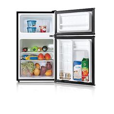 Around $200 Kenmore 3.1 Cu. Ft. Compact Refrigerator   Stainless 1