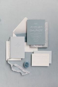 wedding invitations ideas Most up-to-date Cost-Free Stunning Blue and Silver Wedding Invites Tips Wedding Invitation Cards-Our Ideas Once the day of ones wedding is fixed and the Spot is booked, Silver Wedding Invitations, Unique Invitations, Wedding Stationary, Wedding Invitation Cards, Event Invitations, Invitation Envelopes, Dusty Blue, You Are My Moon, Lake Como Wedding