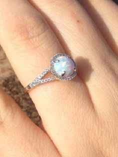 There's more than just diamonds out there. Here are some unique, alternative engagement rings. - Diamond With a Twist #engagement, #rings, #...