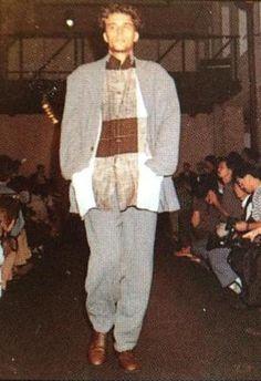 Yohji Yamamoto Mens S/S 1985
