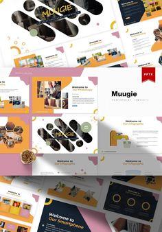 Brand Presentation, Business Presentation, Presentation Templates, Powerpoint Games, Business Powerpoint Templates, Slide Design, Web Design, Company Profile Template, Logo Creation