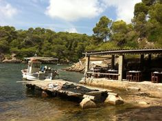 Restaurante El Bigote - Cala Mastella Ibiza