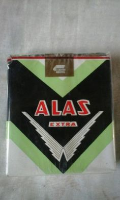 Cajetilla De Cigarros Alas Antiguos Caja Antigua De Los 70s en venta en Fresnillo Zacatecas por sólo $ 100,00 - CompraCompras.com Mexico Vox Populi, Molly Quinn, Nostalgia, Advertising, Memories, Antiques, Poster, Retro Ads, Vintage Ads
