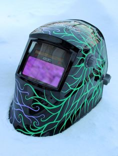 Painted Welding Helmet                                                                                                                                                                                 More