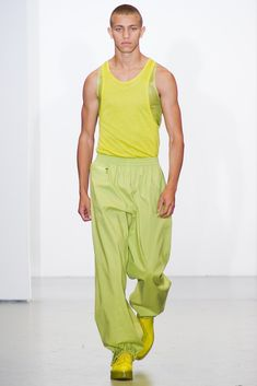 Calvin Klein Collection Spring 2012 Menswear Collection Photos - Vogue