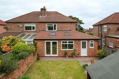 3 bedroom semi-detached house for sale in Sandileigh Avenue, Hale - Rightmove 1930s House Extension, House Extension Plans, Garage Extension, House Extension Design, Conservatory Extension, Extension Ideas, Conservatory Roof, Bungalow Extensions, Garden Room Extensions