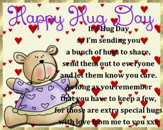 Send some hugs to all those special to you on Hug Day with this cute hug card. Free online Send Some Hugs ecards on Hug Day Giraffe Happy Birthday, Romantic Hug, Cute Hug, Warm Hug, Madly In Love, Hug Me, Say I Love You, Feeling Special, Name Cards