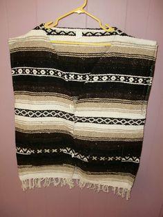 New South Western Native Print Aztec Indian Fleece Jacket Mens ...