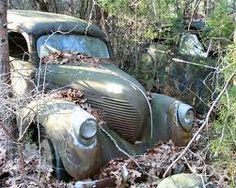 . Amazing Rusty Finds