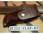 JS-Leatherworks Knife Sheaths for BUCK 110/112