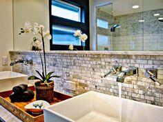 Transitional | Bathrooms : Designer Portfolio : HGTV - Home & Garden Television