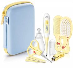 Avent Philips First Baby Care Set - Beauty set 10 pieces