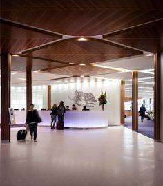 Virgin Australia Lounge Melbourne
