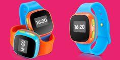 Alcatel enseñó un reloj inteligente para niños #MWC16 http://j.mp/21jFZq8 |  #Alcatel, #CarTime, #Gadgets, #MobileWorldCongress, #Noticias, #Tecnología, #Wearable