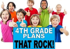 Follow this fun PINTEREST board for 4th Grade lesson plans in all subjects!  Check out www.NYHomeschool.com as well. 4th Grade Activities, 4th Grade Math, Homeschooling 3rd Grade, Learning French For Kids, Teaching Strategies, Teaching Tools, Teaching Ideas, Teacher Blogs, Teacher Stuff