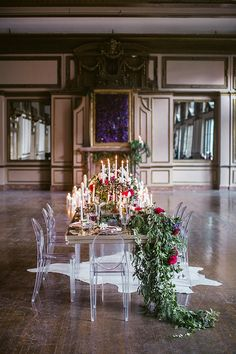 Gorge tablescape.