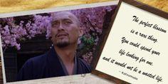 Katsumoto - Last Samurai - Poem