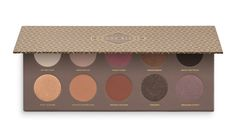ZOEVA Eyeshadow Palette with 10 highly pigmented chocolate shades for glamorous makeup looks | Order online! #ZOEVA