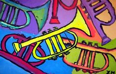 Jazz It Up- romare bearden lesson/Harlem Renaissance