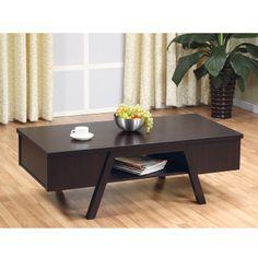 Wooden Table Laminate Floor Fresh Fruit Ryder Hidden Storage Furniture