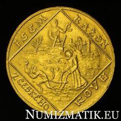 4 ducat gold  1928