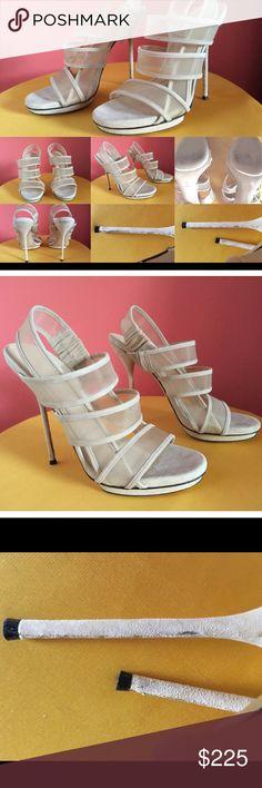 Gucci Bette Mesh Strap Platform Sandal 🚫S O L D 🚫 S O L D 🚫 S O L D 🚫 Gucci Shoes Heels