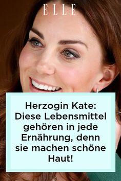 Herzogin Kate weiß, was ihr gut tut. Jetzt wissen auch wir endlich, wie ihre Ernährung für schöne Haut aussieht: Diese Lebensmittel isst sie!